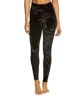 Beyond Yoga Crushed Velvet High Waist Yoga Leggings