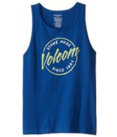 Volcom Men's Slash Script Tank Top