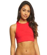 Volcom Simply Seamless Crop Bikini Top