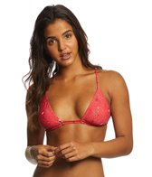Volcom Women's Stems Triangle Bikini Top