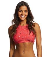 Volcom Women's Stems Crop Bikini Top