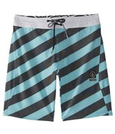 Volcom Men's Stripey Stoney 19 Boardshort