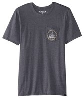 Hurley Men's Out to Sea Pocket Short Sleeve Tee