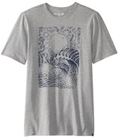 Hurley Men's Wave Short Sleeve Tee