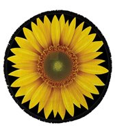 Round Towel Company The Flower Child Round Towel