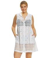 Dotti Plus Size Free Spirit Floral Dress