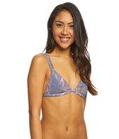 O'Neill Faye Smock Triangle Bikini Top