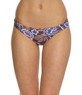 O'Neill 365 Hybrid Casey Shirred Tab Bikini Bottom