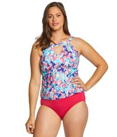 sunsets-curve-plus-size-flower-bed-hannah-hi-neck-tankini-top-cd-cup