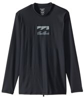Billabong Men's All Day Wave Loose Fit Long Sleeve Rashguard