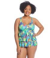 dolfin-aquashape-womens-plus-size-botanica-ruffle-tier-one-piece-swimsuit