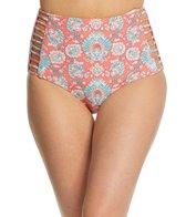 2d9edfdcd99fa Coco Reef Contours Keepsake Peri Asymmetric High Waist Bikini Bottom  $49.99$78.00. remove photo