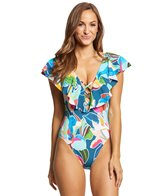 la-blanca-go-with-the-flo-ral-ruffle-one-piece-swimsuit