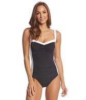 1f3475ea373c3 Quick view. JETS by Jessika Allen Classique Banded One Piece Swimsuit ...