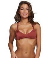 0a235ba179242 Billabong Women s Sol Searcher Tie Front Tank Bikini Top  44.95. remove  photo