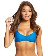1b8f04ab762302 Quick view. remove photo  remove photo. SALE. Volcom Women s Simply Solid  V-Neck Bikini Crop Top