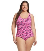 sporti-plus-size-carina-blossom-chlorine-resistant-moderate-scoop-back-one-piece-swimsuit