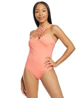 kenneth-cole-sexy-solid-strappy-neck-one-piece-swimsuit