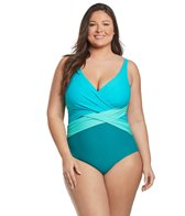 sporti-plus-size-marina-criss-cross-tummy-control-one-piece-swimsuit