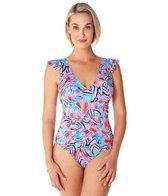 penbrooke-tropical-punch-v-neck-flounce-shoulder-portrait-back-one-piece-swimsuit