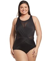 cc29bfe27ac Miraclesuit Plus Size Samoan Sunset Fascination One Piece Swimsuit  184.00.  remove photo