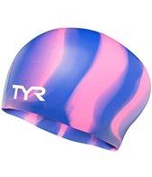 tyr-long-hair-silicone-swim-cap