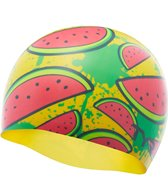 tyr-watermelon-swim-cap
