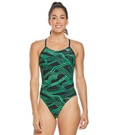 the-finals-womens-maize-swan-back-one-piece-swimsuit