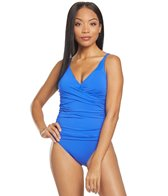 9c4a59dc044 Tommy Bahama Lace Medallion Tank One Piece Swimsuit at SwimOutlet ...