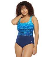 569dc0dfa815d Quick view. remove photo  remove photo. SALE. TYR Women s Plus Size Arctic Scoop  Neck Controlfit Chlorine Resistant One Piece Swimsuit