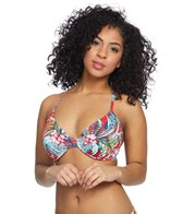 82e7559383 Skye Swimwear So Soft Solid Sophia Underwire Molded Bikini Top (DDD ...