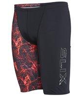 slix-australia-mens-red-marble-jammer-swimsuit