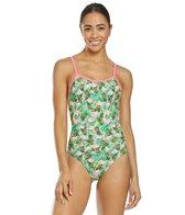 sporti-flamingo-frenzy-thin-strap-one-piece-swimsuit
