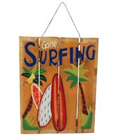 wet-products-gone-surfing-wood-slat-sign-12x16