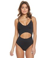 6acf91e55b0 Spiritual Gangster Namaste Beaches Statement One Piece Swimsuit at ...
