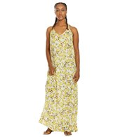 la-blanca-rise-n-shine-v-neck-cover-up-maxi-dress