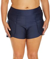 nautica-plus-size-high-waisted-swim-shorts