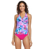 profile-by-gottex-pocket-full-of-poises-floral-halter-tankini-top