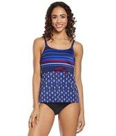 55b2b36b955cd Amoena Aruba Mastectomy One Piece Swimsuit at SwimOutlet.com - Free ...