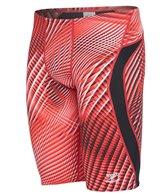 speedo-mens-warped-wave-jammer-swimsuit