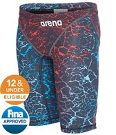 7c69a44016 Arena Boy's Polycarbonite II Jammer Swimsuit at SwimOutlet.com ...