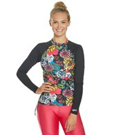 dolfin-uglies-womens-sugar-skull-long-sleeve-rash-guard
