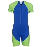 sporti-kids-upf-50-short-sleeve-solid-thermal-suit