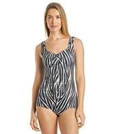 maxine-chlorine-resistant-zebra-shirred-girl-leg-one-piece-swimsuit