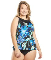 maxine-plus-size-in-cool-bloom-high-neck-tankini-top