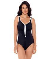 reebok-womens-zig-zag-shirred-tank-chlorine-resistant-one-piece-swimsuit