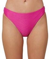 oneill-saltwater-solids-textured-hi-leg-bikini-bottom