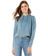 beyond-yoga-hey-chambray-washed-terry-cropped-hoodie
