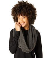 beyond-yoga-waffle-knit-long-infinity-scarf