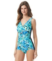 gabar-chlorine-resistant-palm-spray-v-neck-girl-leg-one-piece-swimsuit